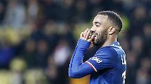 28 Tore in 30 Ligaspielen: BVB kommt bei Lacazette nicht zum Zug