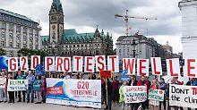 G20-Gipfel in Hamburg: Friedlicher Protest braucht mehr Platz