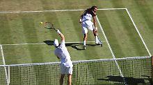 Wimbledon-Aus für Deutschen: Brown chancenlos gegen Favorit Murray