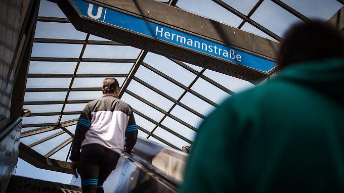Der Fall vom U-Bahnhof Hermannstraße sorgte bundesweit für Aufstehen.