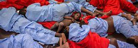 Innenminister verweigern Hilfe: Italien bleibt mit Migranten allein