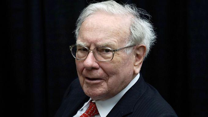 Warren Buffett ist an den Finanzmärkten eine Legende.