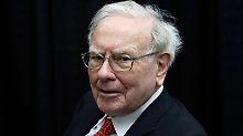 Warren Buffett besitzt mehrere Energieversorger in den USA, Kanada und Großbritannien.