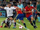 Der Sport-Tag: Real Madrid liebäugelt mit U21-Europameister