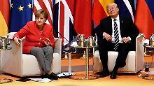 """Merkel will G20 einen: """"Wir wissen, dass die Zeit drängt"""""""