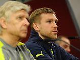 Neuer Job nach Karriere-Ende: Mertesacker trainiert Arsenals Nachwuchs