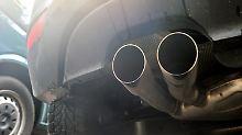 Ein Knicks vor der Autolobby?: Diesel sollen Schönwetterfunktion behalten