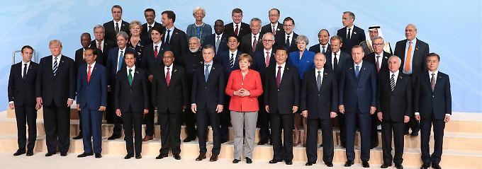 G20-Gesichter: Diese Gäste haben den Gipfel geprägt