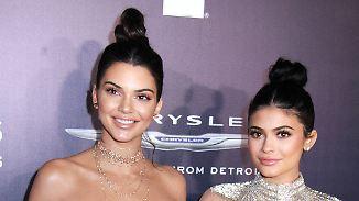 Promi-News des Tages: Fotograf verklagt Kylie und Kendall Jenner