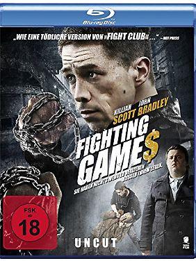 """Fighting Games"""" ist bei Tiberius erschienen."""