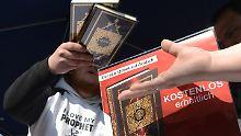 """Studie zu salafistischer Jugend: Junge Radikale bauen sich """"Lego-Islam"""""""