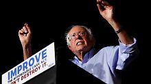 """Sanders-Buch """"Unsere Revolution"""": Die guten alten USA sind in höchster Gefahr"""