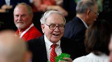 Milliarden-Poker um Stromkonzern: Hedgefonds-Chef fordert Buffett heraus