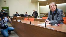 Gericht lehnt Gutachter ab: Psychiater wollte Zschäpe in Schutz nehmen