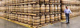 Wie du mir, so ich dir: EU zielt auf US-Whiskey