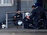 """Polizisten über G20-Einsatz: """"Man hat nur noch funktioniert"""""""