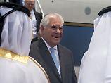 Anti-Terror-Kampf: USA und Katar schließen Bündnis