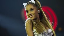 "Besonderer Dank aus Manchester: Popstar Ariana Grande wird ""Mancunian"""