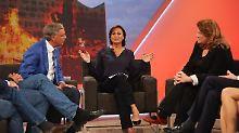 Thema: G20-Randale: Bosbach sorgt bei TV-Sendung für Eklat