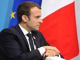 """""""Deutschland muss sich bewegen"""": Macron fordert mehr Einsatz von Deutschland"""
