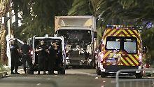 Anschlagsopfer fordern Verbot: Schockbilder von Nizza-Attentat abgedruckt