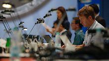 Straftäter unter Journalisten?: Ministerium rechtfertigt G20-Ausschluss