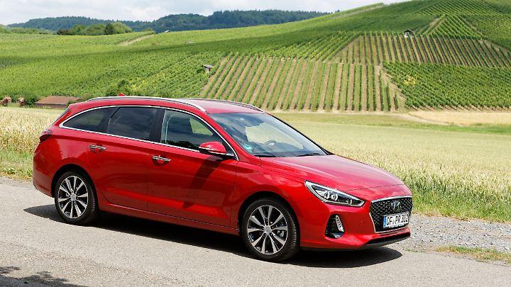 Ab 18.450 Euro wird der Hyundai i30 in der Kombivariante zu haben sein.