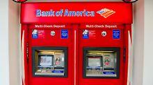 Der Börsen-Tag: Bank of America legt solide Zahlen vor