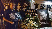 Kritik nach Tod von Liu Xiaobo: Peking legt Protest in Berlin ein