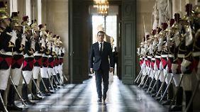 Ambitionierte Pläne: Macron krempelt Frankreichs Arbeitsmarkt um
