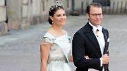 Prinzessin Victoria hat gekämpft: In 40 Jahren zu Schwedens Liebling