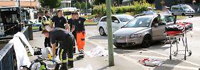 Unglück in Hagen: Auto rast in Fußgänger - Kind stirbt