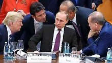Ja, wo ist er denn?: Putin wird zum Global Player des Spotts