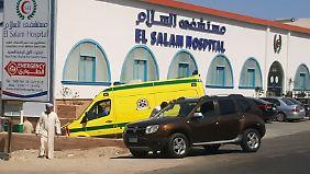 Im Auftrag des IS?: Attentäter ersticht zwei deutsche Urlauberinnen in Ägypten