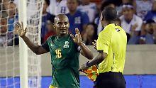 Nach Eklat beim Gold Cup: Ex-Frankreich-Star Malouda gesperrt
