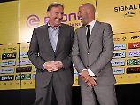 Darum passt Bosz besser zum BVB: Watzke verteilt Seitenhieb gegen Tuchel