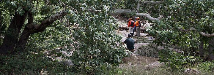 Badeausflug in Arizona: Sturzflut reißt Familie in den Tod