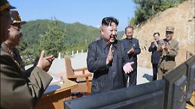 """""""Wollen den Norden nicht zerstören"""": Südkorea fordert zu neuen Friedensgesprächen auf"""
