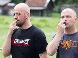 Thüringer Neonazi-Festival: Polizei ermittelt nach Hitlergruß-Video