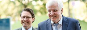 Bayernplan beschlossen: CSU garantiert Obergrenze bei Wahlsieg