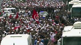 Kein Job und keine Perspektive: Unzufriedenheit vieler Türken mit Präsident Erdogan wächst