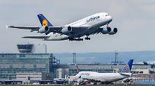 Die Lufthansa erfährt einen ordentlichen Aufwind.