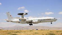 Die Besatzungen der Awacs-Flugzeuge sollen jetzt doch Besuch aus Deutschland erhalten.