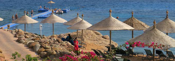 Hoffen auf Ägypten: Das planen Reiseveranstalter für den Winter