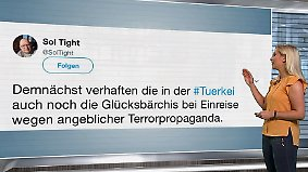 n-tv Netzreporterin: Deutsche haben genug von Erdogans #Türkei