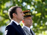 Mit Präsident Macron verkracht: Frankreichs Armeechef schmeißt hin
