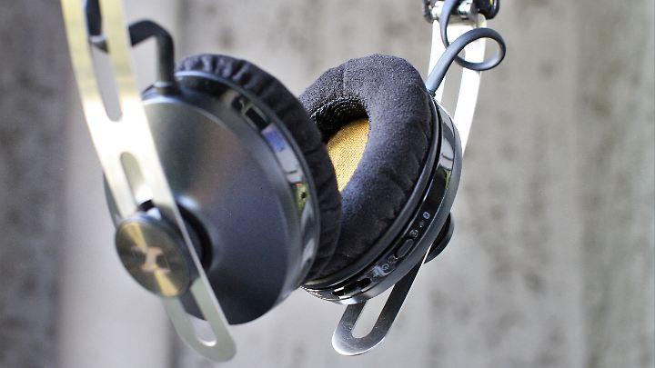 Der Momentum On-Ear ist ein Klangprofi mit wenig Extras.