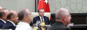 """Diplomatische Krise mit Türkei: Deutsche in Haft gelten als """"Geiseln"""""""