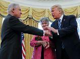 """Sessions """"extrem unfair"""": Trump geht auf Distanz zu Justizminister"""