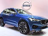 Rege Nachfrage: Bei Volvo klingelt es in den Kassen